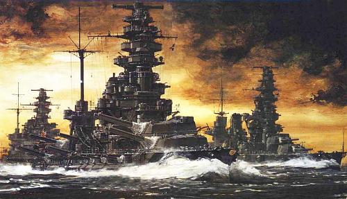 Japanese War Art From The Pacific